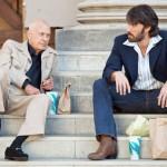 "(L-R) Alan Arkin and Ben Affleck in Warner Bros. Pictures' ""Argo"", 2012."