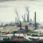 'The beauty of the grim and the understated': A Riverbank, by LS Lowry