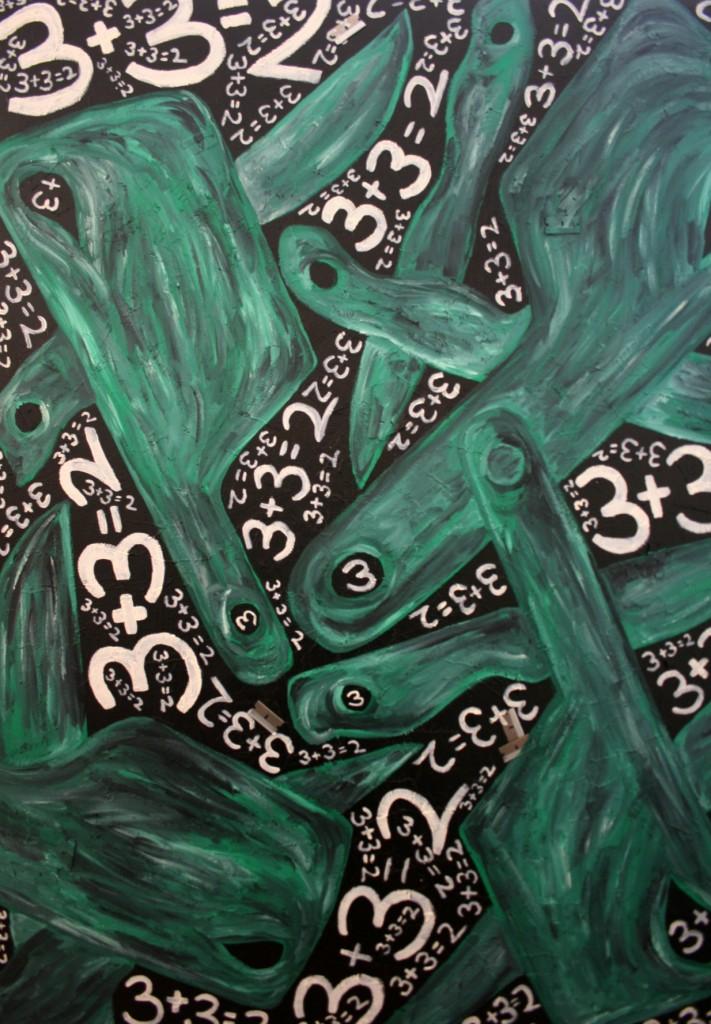 """""""Sometimes 3+3=2"""" by Brett Stout"""