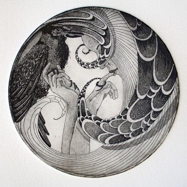 Mystical Dialogue by Sonja Dimovska