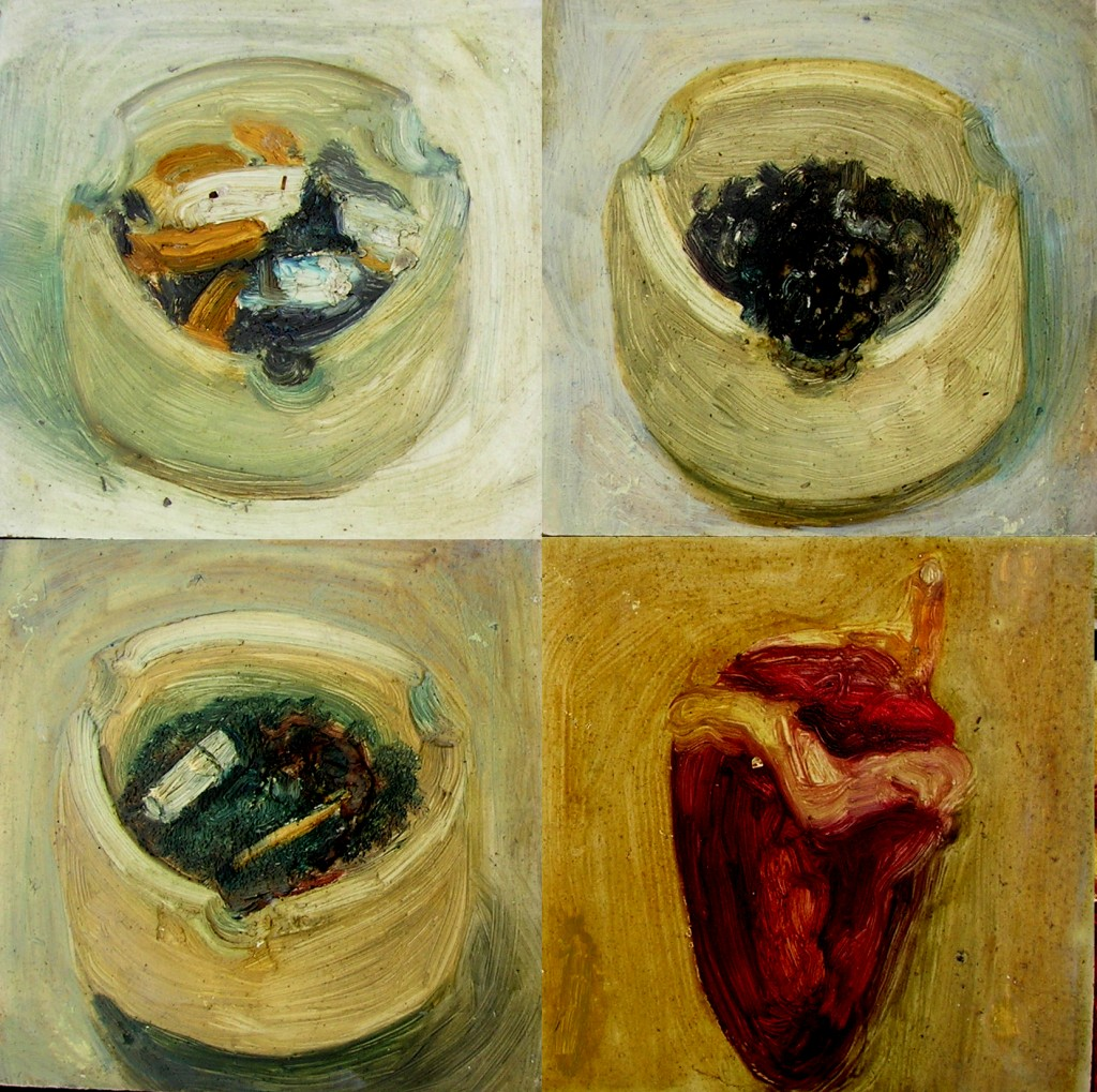 Similarities II by Adeel uz Zafar