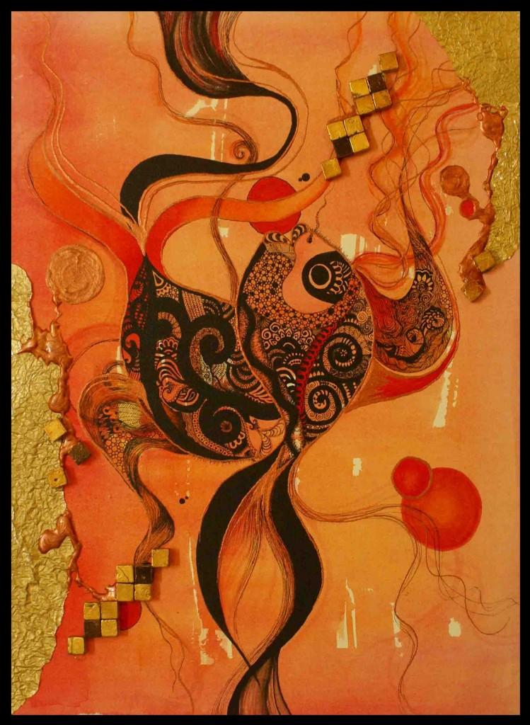 The Antagonist Dreams, by Faizaan Ahab