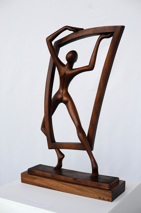 Sculpture by Jallim Eudovic