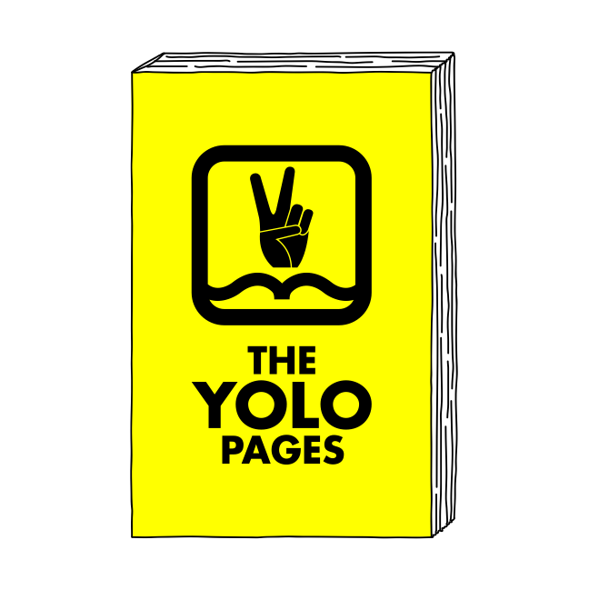 """""""a game-changer, without necessarily being the winner of its own game"""": The YOLO pages"""