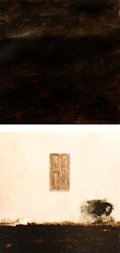 Behind Closed Doors 11 by Saqib Hanif. Courtesy: ArtChowk Gallery