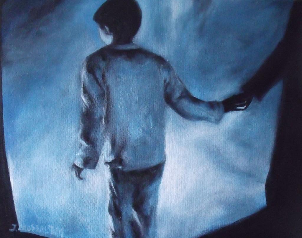 Whispers, by Jihane Mossalim. Courtesy of ArtChowk