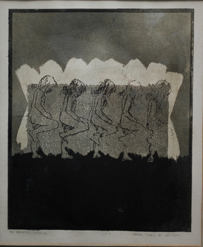 Bazicha by Jamal Shah. Image Courtesy: ArtChowk Gallery