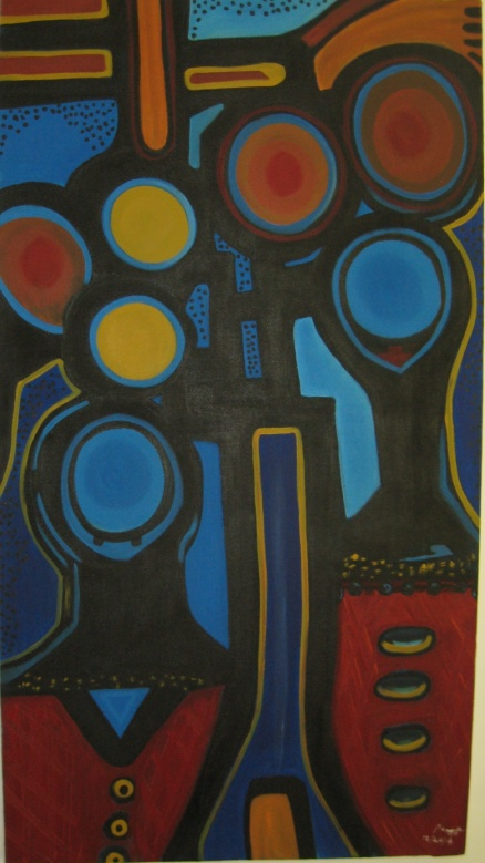 Seven Worlds, by Gary Butte
