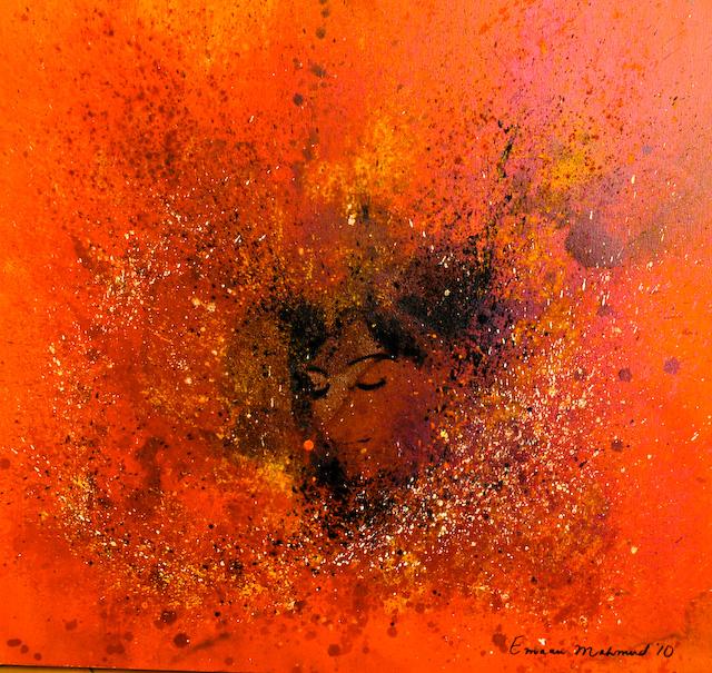 A memorable burst, by Emaan Mahmud