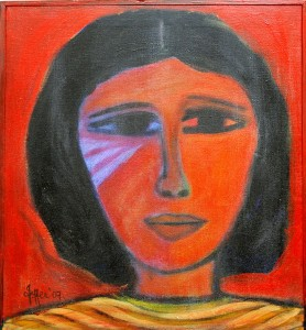 Sabah by Wahab Jaffer. Image Courtesy: ArtChowk Gallery