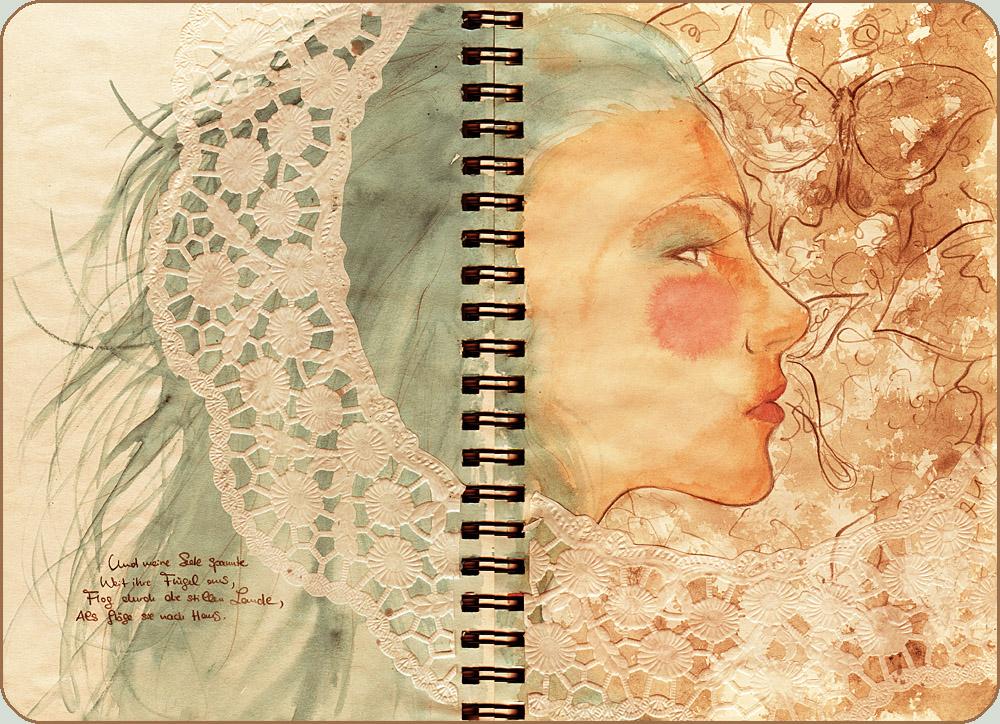 Artwork by Luisa Rocktute