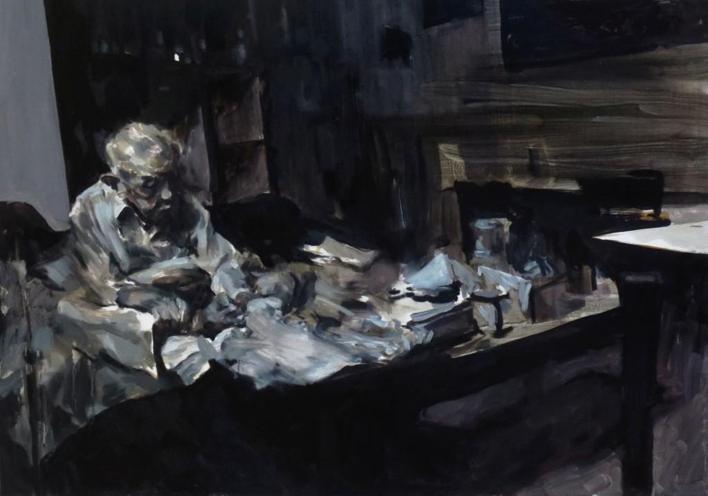 Grandfather by Jen Yu