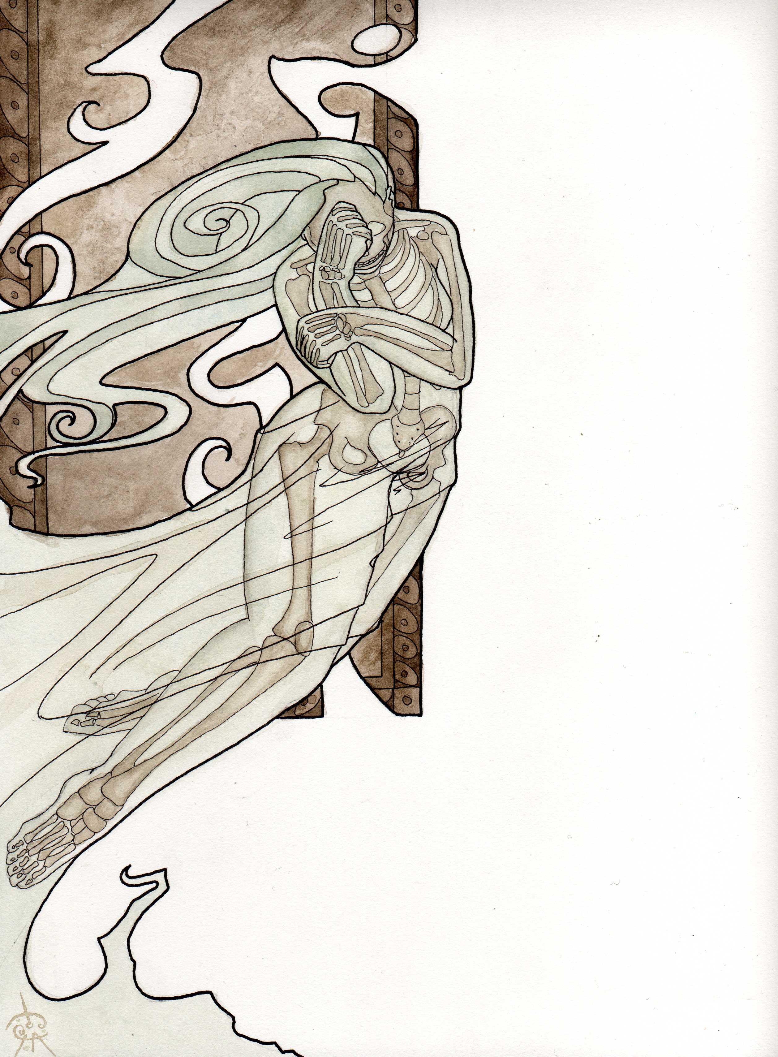 Tin Man by Anastasia Inspiderwiht. Image Courtesy the Artist