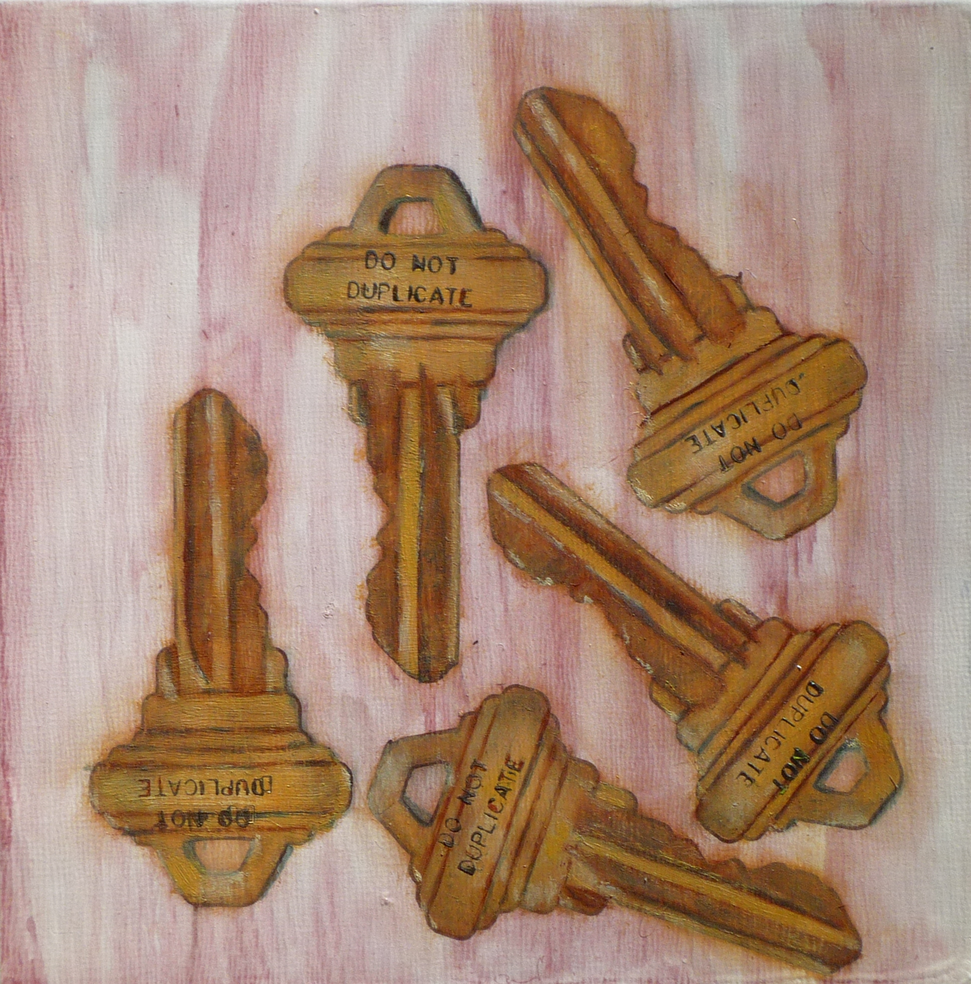Keys by Michael Ellis