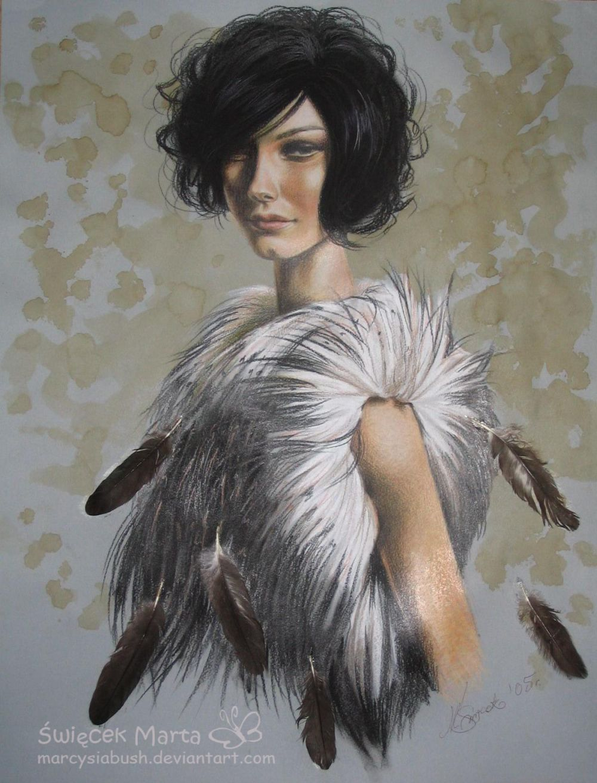 Little Bird by Marta Swiecek. Image Courtesy the Artist.