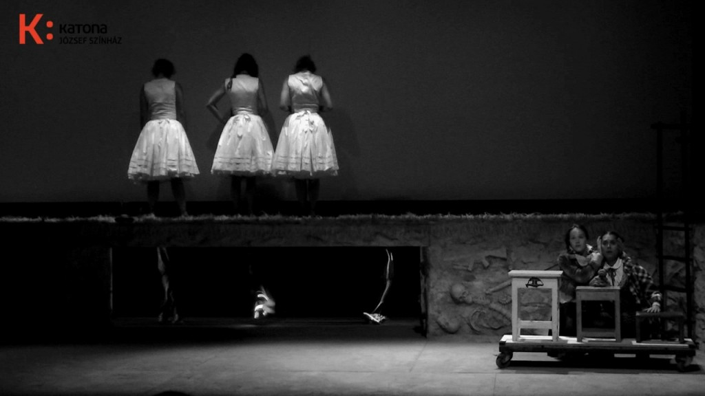 Image courtesy of the Katona József Theatre
