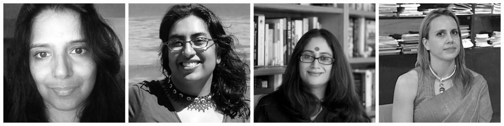 Vidhu Aggarwal, Minal Hajratwala, Shikha Malaviya, and Ellen Kombiyil