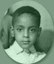 Childhood photograph of Amha Asfaw, courtesy of senamirmir.org