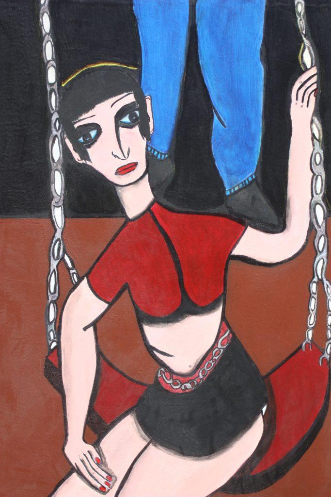 Swing by Weldon Sandusky
