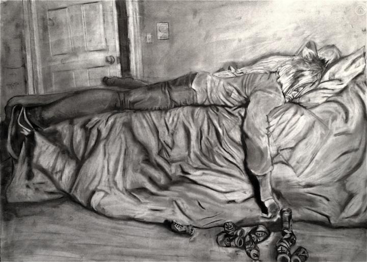 Artwork by Devon Reiffer. Image courtesy of the artist.