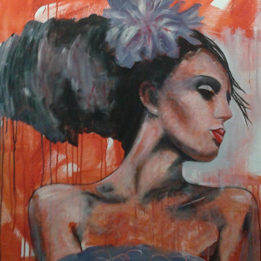 Parme, by Stéphanie Brachet. Image courtesy of the artist