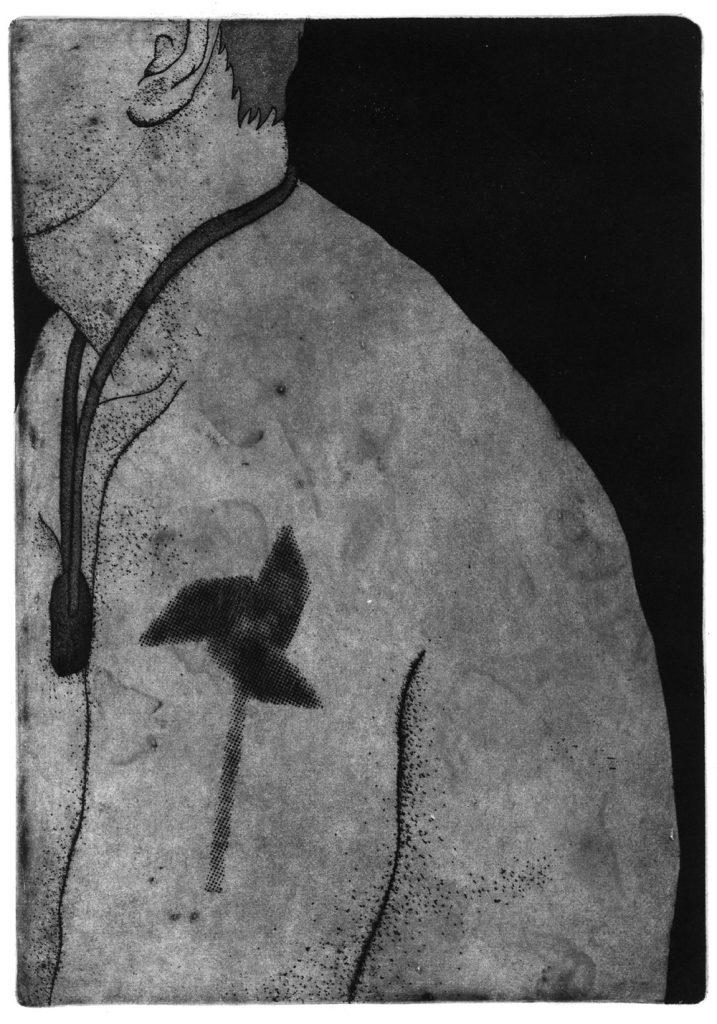 Artwork by Atif Khan/Damon Kowarsky. Image Courtesy ArtChowk Gallery