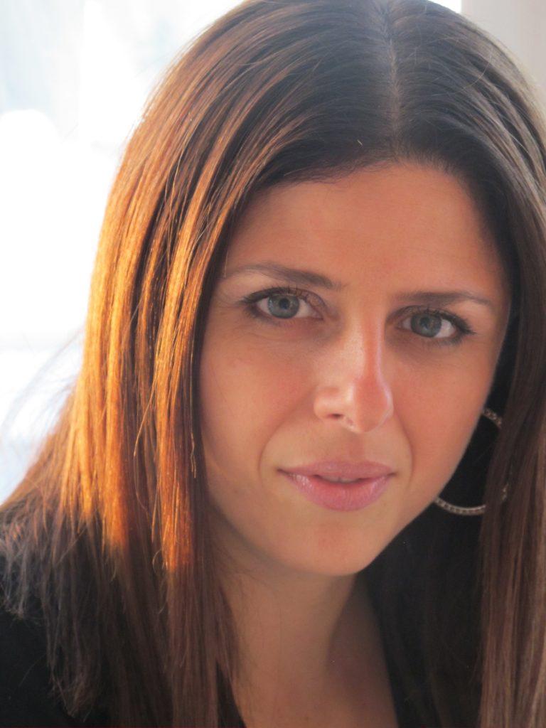 Nathalie Handal. Photograph courtesy of Atiq Rahimi