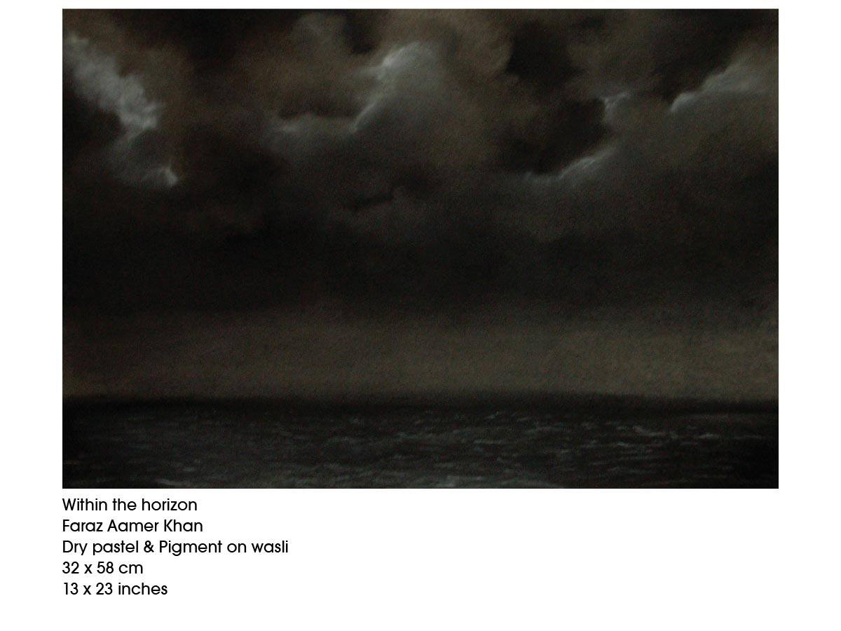 Within the horizon - Faraz Aamer Khan