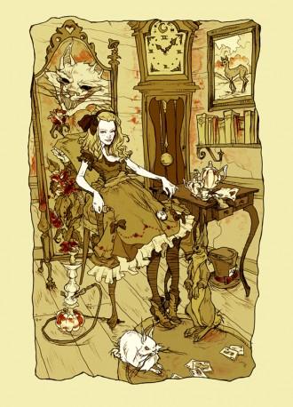Alice-2 by Abigail Larson