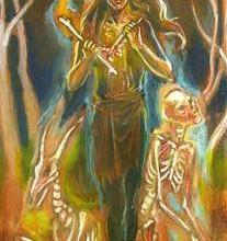 The Bone Carver by Marria Khan