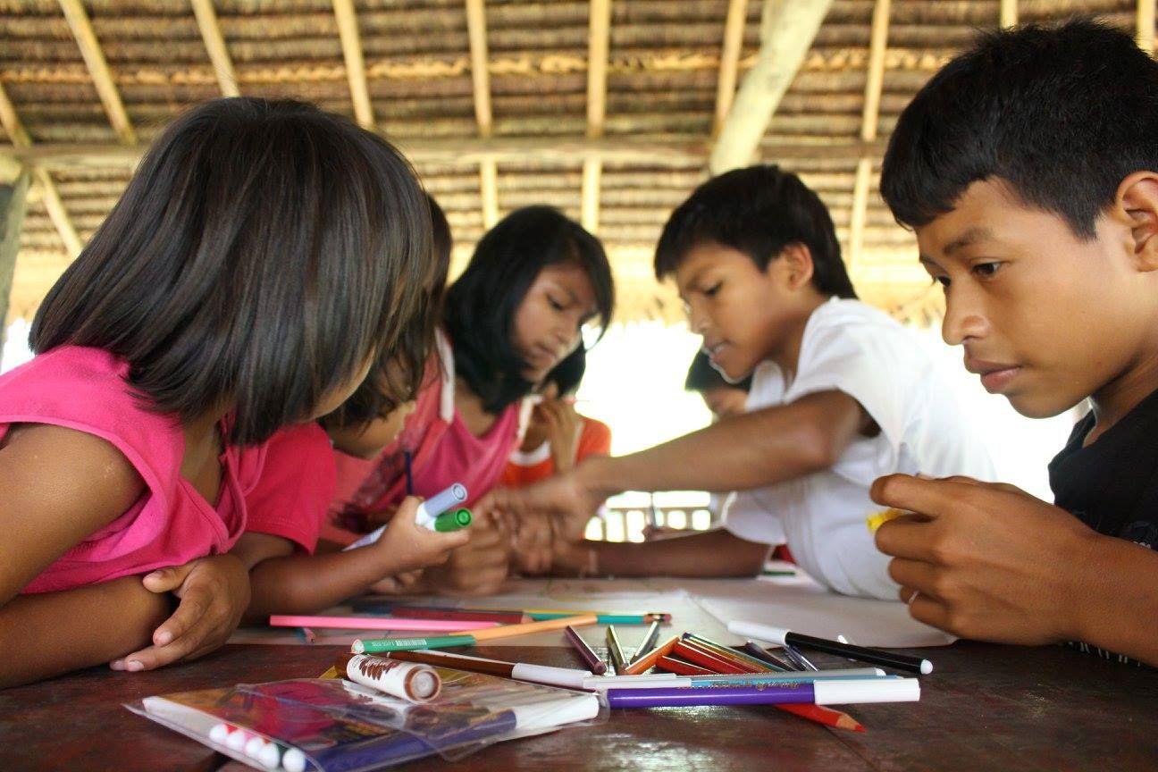 Moretecocha children Ecuador18