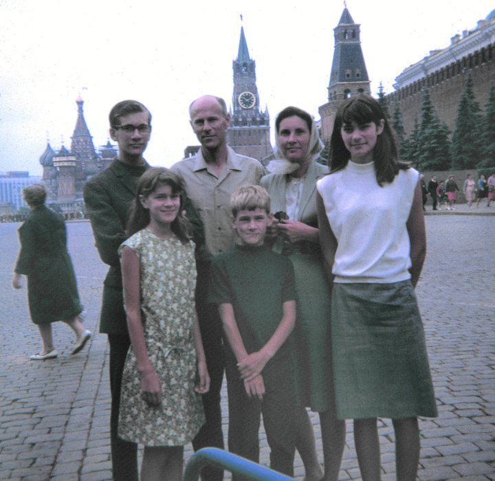 Soviet Union into the world